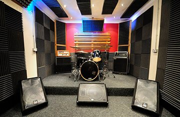 stüdyo ses kayıt odası ses izolasyonu