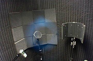 Vocal odası ses yalıtmı